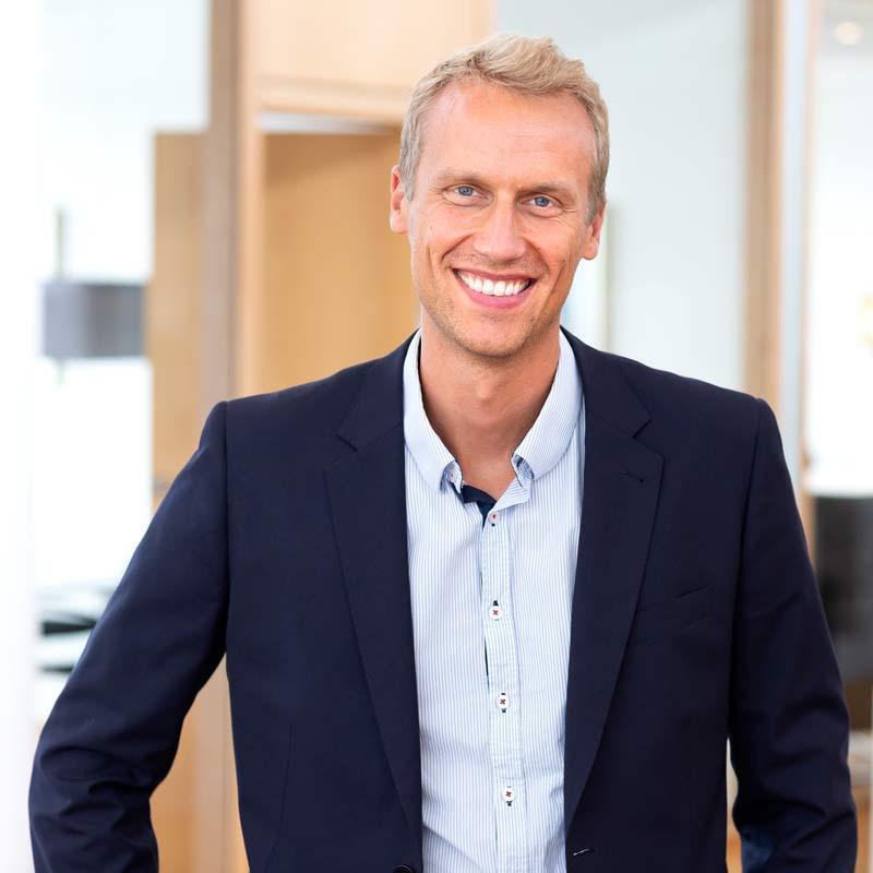 Erik Olofsson, vd Byggnds AB Tornstaden
