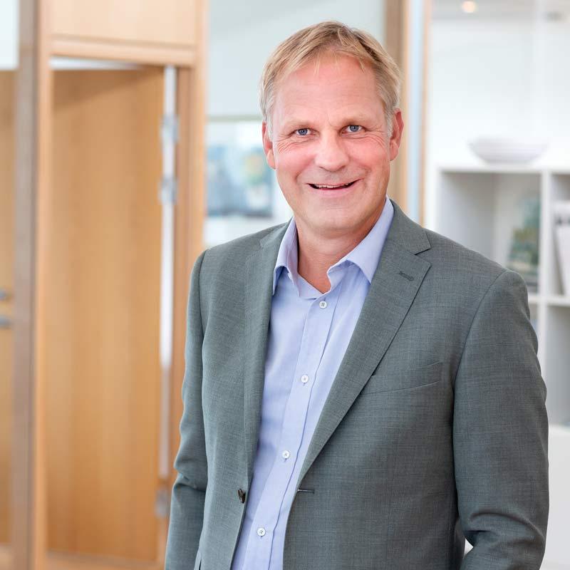 Koncernchef Jan Edlund
