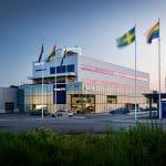 Volvo Serviceanläggning Torslanda