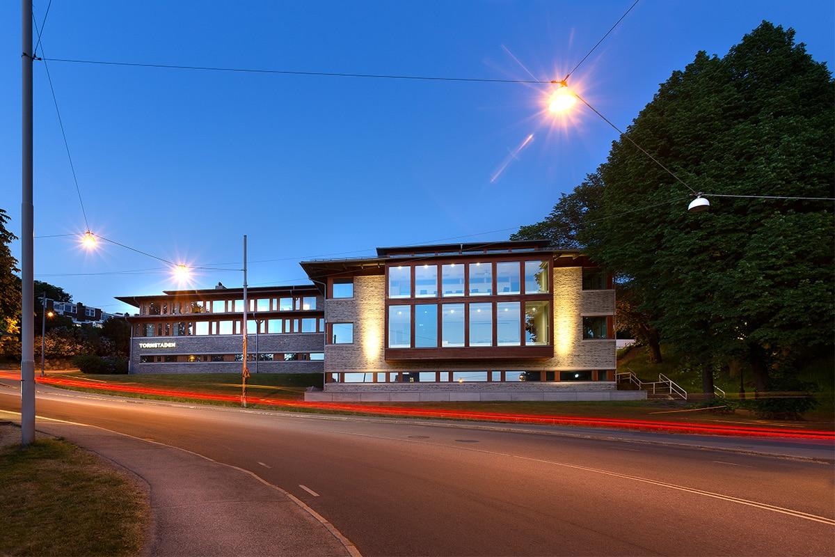 Tornstadens Huvudkontor
